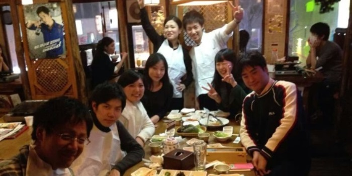 Classmates Dinner