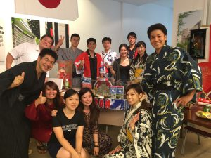 Cultural Night (Japan Team)