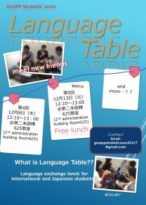 language-table