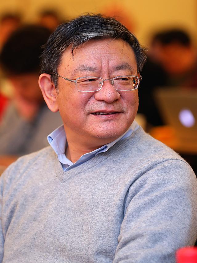 院長 JIA Qingguo